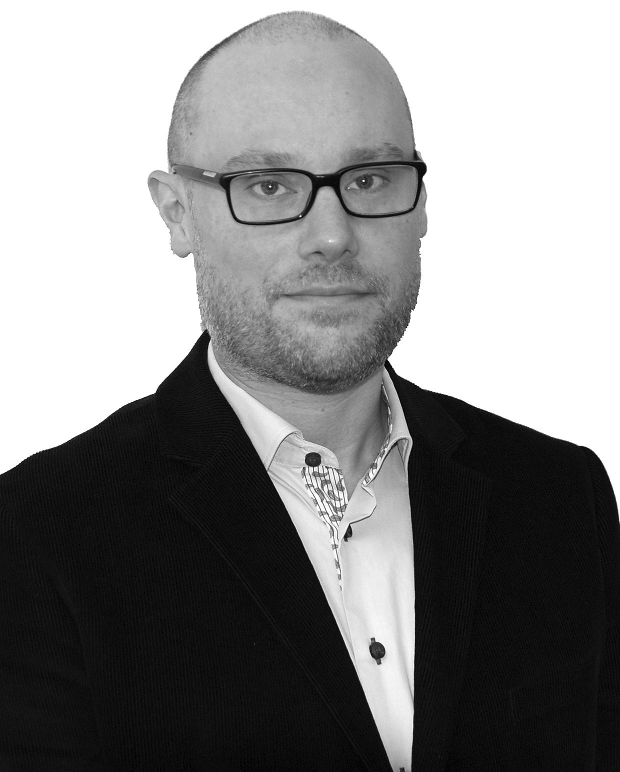 Henrik Edberg - Reporter Alekuriren