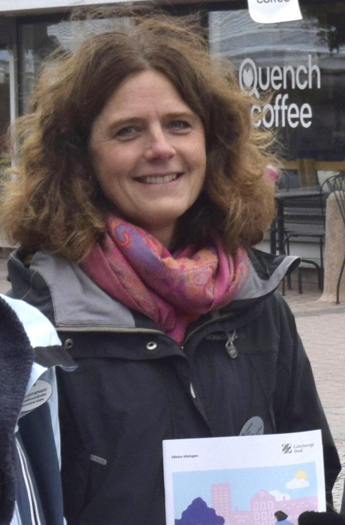 Ulrika Thieme Högberg är föräldrastödjare/socionom och samordnare för familjecentrerat arbete i Torslanda.