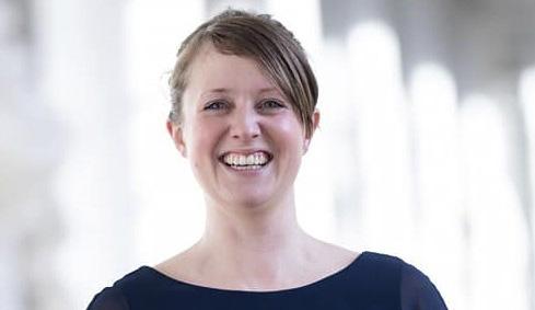 Emma Karlsson är Leg. Fysioterapeut och Silviafysioterapeut i Västra Göteborg.  Foto Privat