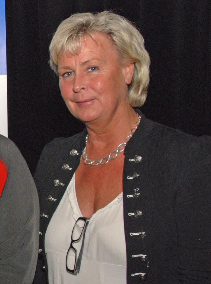Marie Clasgård.