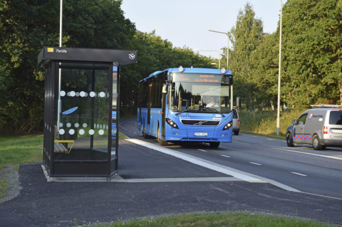 Gul Express föreslås bli linje X1 i Västtrafiks trafikplan 2021. Linjen föreslås även trafikera Lindholmen.