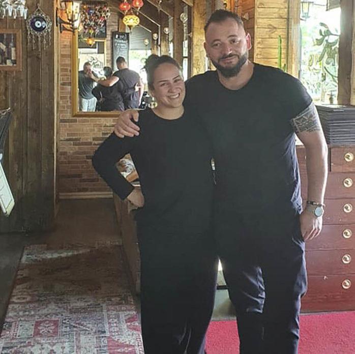 Bugra och Nalan Canbas
