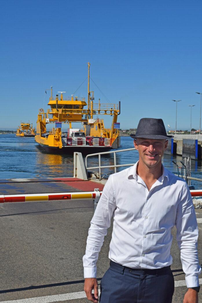 Patrik Benrick är utredningsledare på Trafikverket.