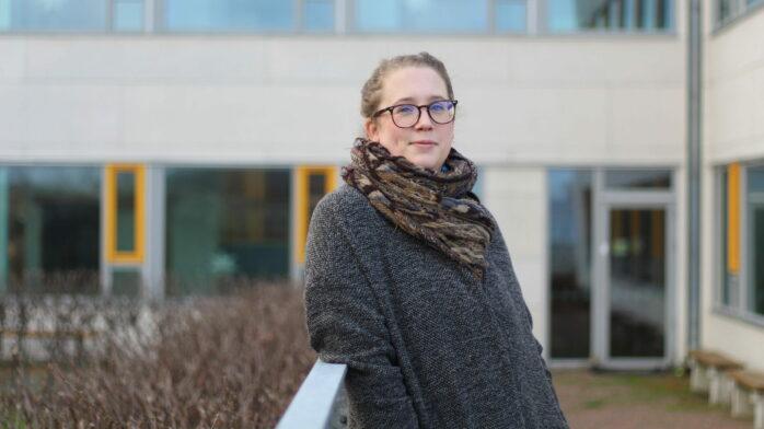 Sara Nyrén, kommunikatör Öckerö kommun.