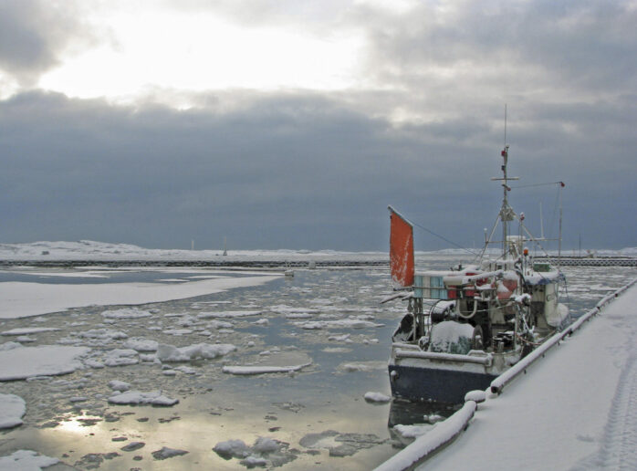 Kustkommunerna har gjort utredningar, vilka pekar på att de flesta hamnar, viktiga för fisket och därmed för landets matförsörjning, är i stort behov av upprustning.