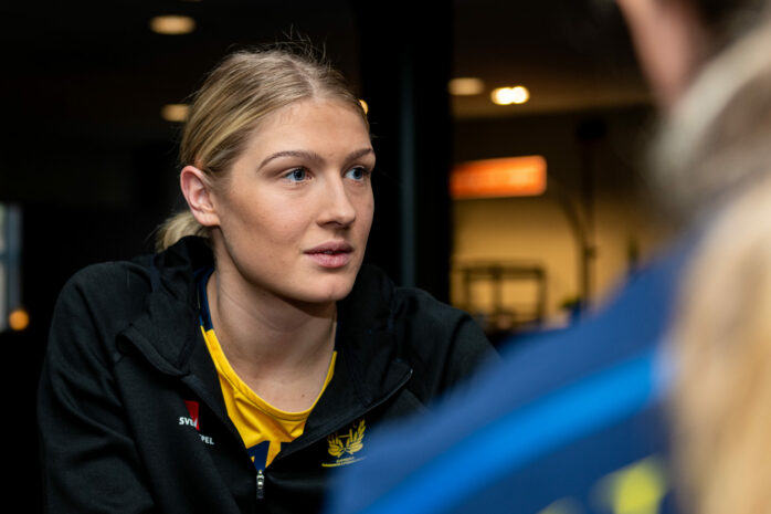Foto: Christoffer Borg Mattisson // Svenska Handbollslandslaget