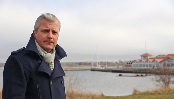Andreas Alderblad, som är säkerhetsskyddschef och säkerhetssamordnare i Öckerö kommun, arbetar bland annat med kommunens medborgarlöfte.